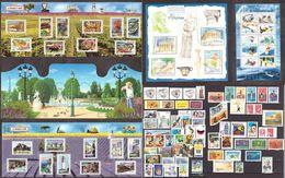 FRANCE - 2004 - Année Complète - N° 3632 à 3729 + PA Et Préos - Neufs ** - 103 Tp - 2000-2009