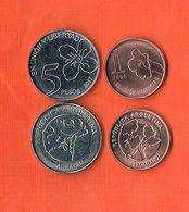 Argentina 1 & 5 Pesos 2017 - UNC - Argentina