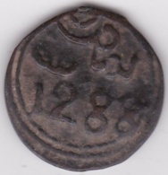 MAROC. 4 Falus AH 1288 Fès Sidi Mohammed IV . C# 166.1 - Marokko