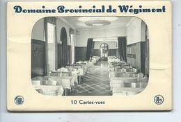 Soumagne Domaine Provincial De Wégimont Pochette De 10 Cartes ( 0,60 EUR / Cartes ) - Soumagne