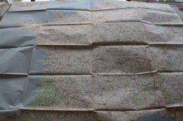 CARTE MICHELIN LES GRANDES ROUTES MAIN ROAD DE FRANCE CARTE GÉOGRAPHIQUE MAP - Cartes Topographiques