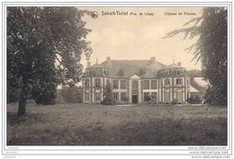 SOHEIT - TINLOT ..--  Château De TILLESSE . - Tinlot