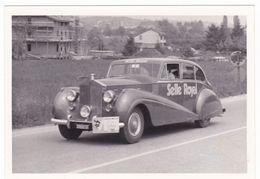 "AUTOMOBILE - ""ROLLS ROYCE"" - CAR - "" 65° GIRO D'ITALIA"" - FOTO ORIGINALE - Cars"