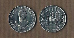 Paraguay - 100 Guaranies 2007 - UNC - Paraguay