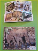 KINDER PUZZLE ANIMAUX ELEPHANT NV408 - Puzzles