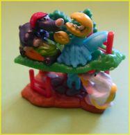 KINDER PUZZLE 3D TAUPES SECRETS C54 AVEC NOTICE DE MONTAGE - Puzzles