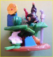 KINDER PUZZLE 3D TAUPES SECRETS C56 AVEC NOTICE DE MONTAGE - Puzzles