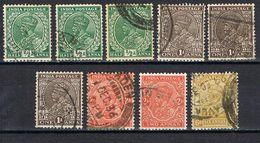 INDE ANGLAISE YT 161-173 - India (...-1947)