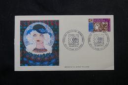 RÉUNION - Enveloppe FDC En 1974 - Arphila - L 63952 - Storia Postale