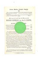 Doodsprentje -Moeder Reneldis ( In De Wereld Elisa DE BLANDER ) ENGHIEN 1821 / TILDONK 1889 - Overlijden