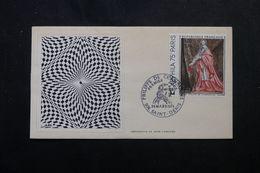 RÉUNION - Enveloppe FDC En 1974 - Richelieu - L 63954 - Storia Postale