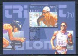 BE  BL86   XX    ----    Jeux Olympiques : Sydney  --  Impeccable... - Blocks & Kleinbögen 1962-....