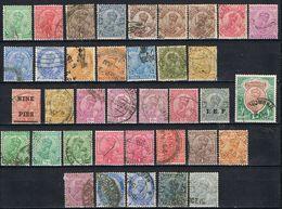 INDE ANGLAISE YT  76 / 91  98 -108 - India (...-1947)