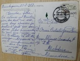 PORTUGAL S.TEOTÓNIO ODEMIRA CANCEL ON POSTCARD - 1910-... République