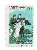 VIETNAM»1984»USED - Vietnam