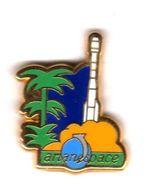 Pin's ArianeSpace Zamac ATC - Espace