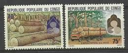Congo 1980 Mi 768-769 MNH ( ZS6 CNG768-769 ) - Voitures