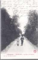 BEAULIEU - La Côte Et Les Rochers (1913)  -37- - Francia