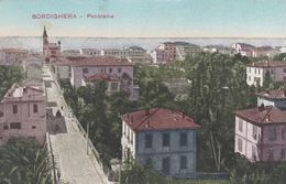 BORDIGHERA (IMPERIA) -CARTOLINA - PANORAMA - Imperia