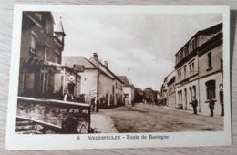 LUXEMBOURG * Niederfeulen - Rue De Bastogne - Ansichtskarten