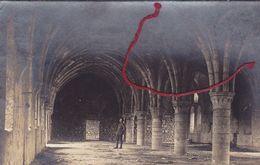 (02) - Vauclerc Inneres Von Kloster  Carte Photo Allemande 1° Guerre - Frankreich