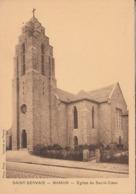 Saint Servais ,( Namur ),  Saint-Servais -Eglise Du Sacré-Coeur - Namen