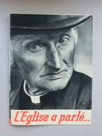 Texte De Condamnation De REX Par L'Eglise De Malines, Cardinal Van Roey, 9 Avril 1937, Réponse à Degrelle, Rexisme - Documents Historiques