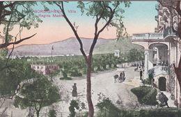 BORDIGHERA (IMPERIA) - CARTOLINA - VILLA REGINA MADRE - Imperia