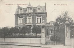 Saint Servais ,( Namur ),    Chateau    Malevez - Namur