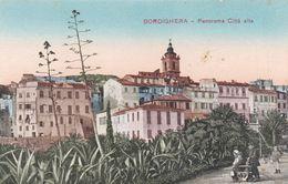 BORDIGHERA (IMPERIA) - CARTOLINA - PANORAMA CITTA' ALTA - Imperia