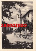AMBLAR - INGRESSO AL PAESE F/GRANDE VIAGGIATA 1956? ANIMATA - Trento