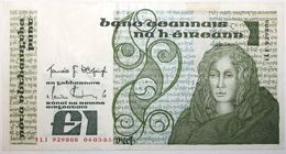 Irlande - 1 Pound - 1985 - PICK 70c.11 - SUP - Irlande