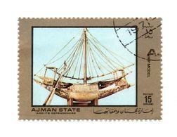 UNITED ARAB EMIRATES»AJMAN»1972»USED - Ajman