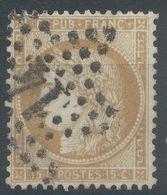 Lot N°56673   N°59, Oblit étoile Chiffrée 14 De PARIS (R. De Strasbourg) - 1871-1875 Cérès