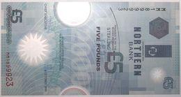 Irlande Du Nord - 5 Pounds - 1999 - PICK 203a - NEUF - Irlande Du Nord