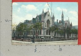 CARTOLINA VG REGNO UNITO - NOTTINGHAM - The University - 9 X 14 - 1909 - Nottingham