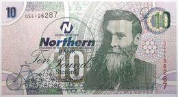 Irlande Du Nord - 10 Pounds - 2005 - PICK 206a - NEUF - 10 Pounds