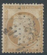Lot N°56675   N°59, Oblit étoile Chiffrée 34 De PARIS (R.de Chaillot) - 1871-1875 Cérès