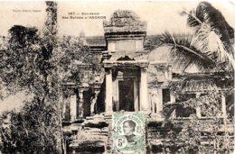 VIET-NAM / INDOCHINE / CAMBODGE /  CPA RUINES D'ANGKOR - Cambodge