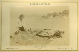 CARTE ALBUM AVANT 1900 / MANON LESCAUT DAGNAN-BOUVERET - Antiche (ante 1900)