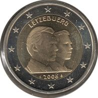 LU20006.1 - LUXEMBOURG - 2 Euros Commémo. Grand-Duc Guillaume - 2006 - Luxemburgo