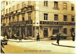 Livraria Bertrand, No Chiado - A Livraria Mais Antiga Do Mundo, Desde 1732, Guiness Word Records - Lisboa