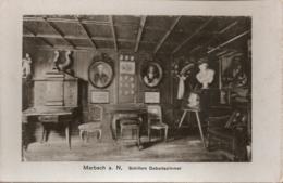 ALLEMAGNE /BADE WURTEMBERG/ MARBACH AN NECKAR - SCHILLERS GEBURTSZIMMER - Marbach