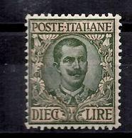 Italie YT N° 87 Neuf ** MNH. TB. A Saisir! - 1900-44 Vittorio Emanuele III