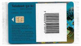Denmark - Telemeta - Prison Card - TEL-PAN-0001 - GD10, 31.12.2010, 50kr, NSB - Denmark