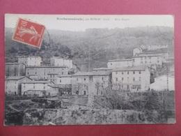 Environs De BESSEGES  ( GARD ) ROCHESSADOULE  - Rive Droite                   -  ROBIAC - Francia