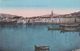 ONEGLIA  (IMPERIA) - CARTOLINA - DA NORD - CALATA GIAN BATTISTA CUNEO - Imperia
