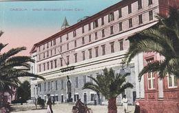 ONEGLIA  (IMPERIA) - CARTOLINA - ISTITUTI SCOLASTICI ULISSE CALVI - Imperia