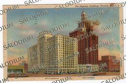 1949 - HOUSTON - TEXAS - Tram - Esperson Buildings - Houston
