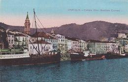 ONEGLIA  (IMPERIA) - CARTOLINA - CALATA GIAN BATTISTA CUNEO - Imperia